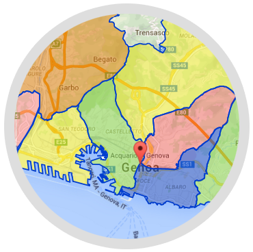 cerchio aree verdi spiegazione 1 aster